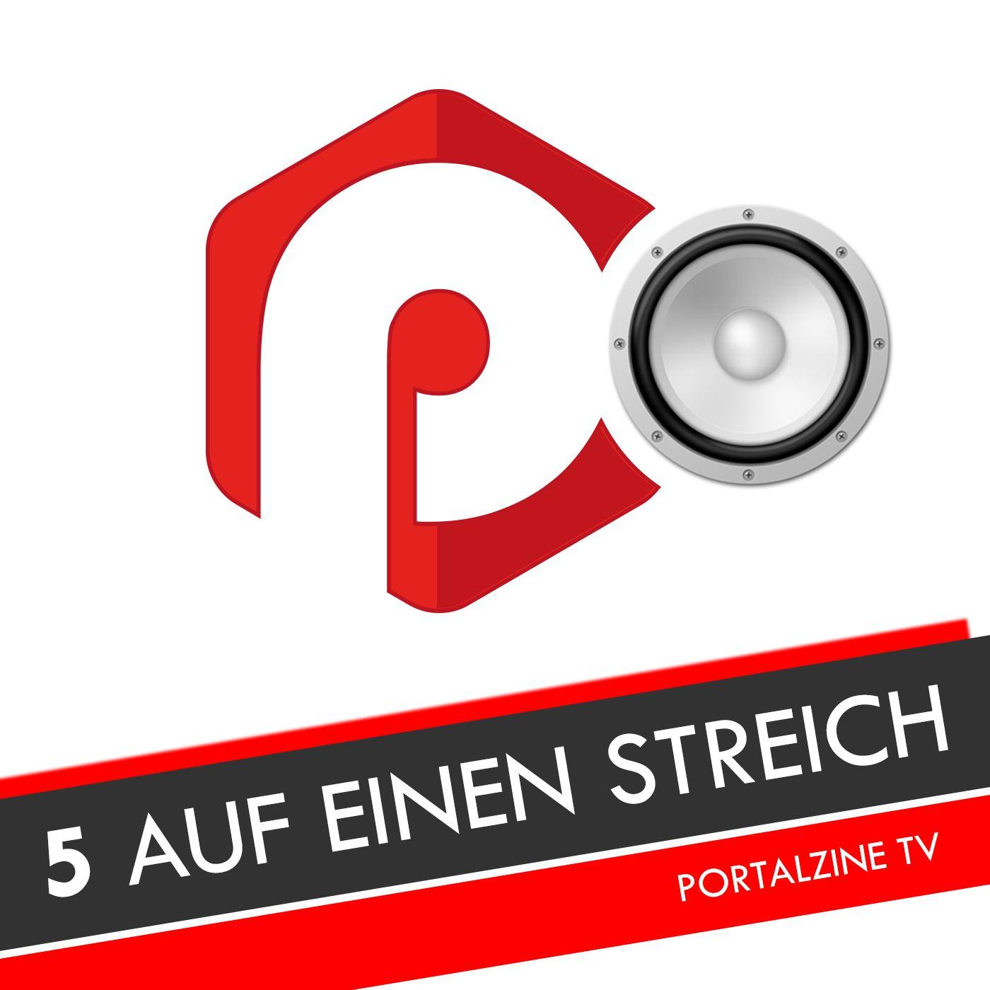 portalZINE TV - 5 auf einen Streich
